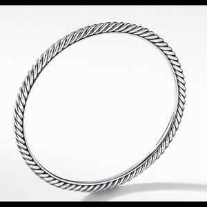 David Yurman cable classic bangle 4mm